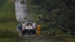 Четыре человека погибли вСеверной Каролине из-за урагана «Флоренс»