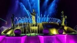 Видео: Самый крупный светомузыкальный фонтан наюге России открыли вСтаврополе