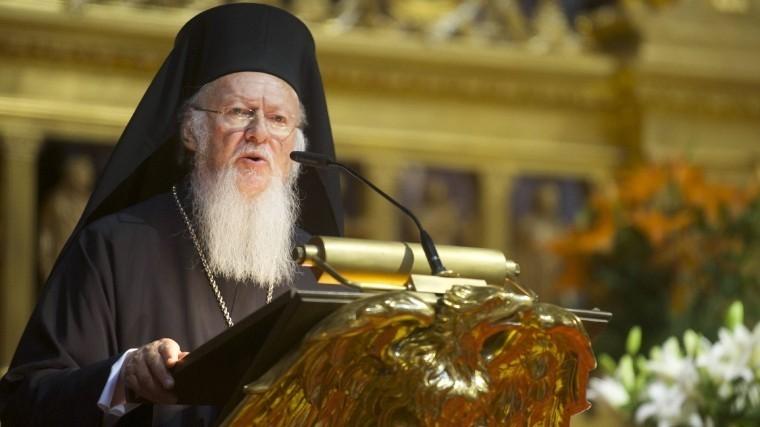 ВАлександрийской православной церкви несогласны срешением Константинополя