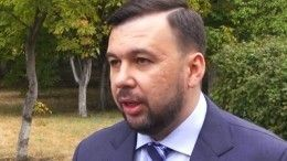 Пушилин рассказал подробности расследования убийства Захарченко— видео
