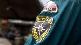 Вцентре Москвы ликвидируют разлив ртути— видео