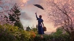 Появился трейлер фильма «Мэри Поппинс возвращается» сЭмили Блант иМерил Стрип
