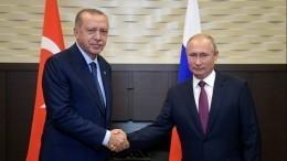 МИД Ирана: переговоры Путина иЭрдогана помогли предотвратить войну вИдлибе