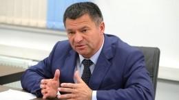 Штаб Тарасенко пожаловался навозможные нарушения навыборах вПриморье