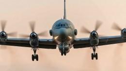 Политические последствия крушения российского Ил-20 вСирии