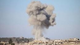 Оператор спутников показал снимки следов авиаудара Израиля поСирии