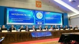 ЦИК: Кандидат Филягин будет бороться запост главы Хакасии