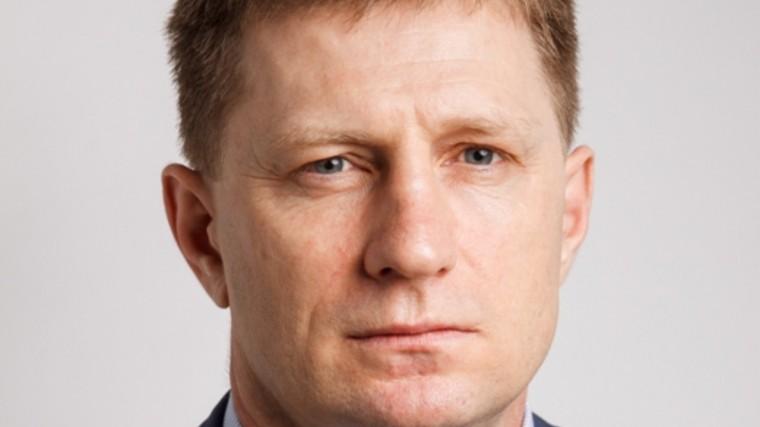 Фургал вступит вдолжность губернатора Хабаровского края наследующей неделе