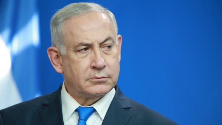 Нетаньяху вбеседе сПутиным возложил вину закрушение Ил-20 наИран иСирию