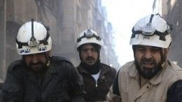 Британия предоставит убежище сбежавшим изСирии членам «Белых касок»