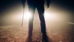 Предполагаемый убийца байкера Димы-Лунтика показал, как онрасправился сжертвой