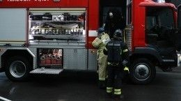 Серьезный пожар произошел наНПЗ вЯрославле