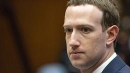 Дерзкий хакер пообещал впрямом эфире удалить страницу Марка Цукерберга