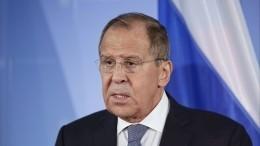 Главы МИД России иСирии провели встречу наГенассамблее ООН