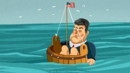 Семьли футов под килем, пан Порошенко?