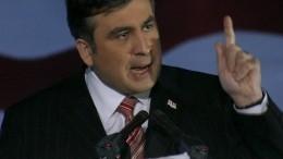 Саакашвили обвинил Порошенко вгосударственной измене ипожелал найти адвоката