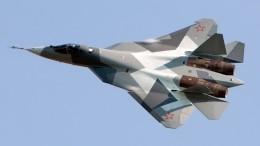 Российский самолет «третьей мировой» Су-57 напугал Запад