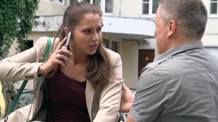 «Детективы. Девушка непромах»