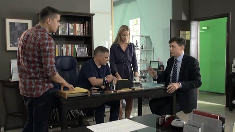 «Детективы. Свадебный торт»