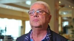 Владимир Винокур впал вдепрессию после смерти матери