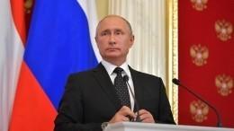 Путин оперативно примет решение попенсионным изменениям— Песков