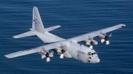 Одиннадцать человек погибли при крушении военного самолета США вАфганистане