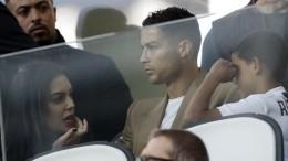 Роналду вывели изсборной Португалии пофутболу из-за обвинения визнасиловании