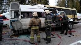 Очевидец рассказал острашной аварии савтобусами вТверской области