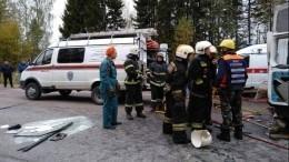 ВМЧС рассказали подробности аварии под Тверью, где погибли 13 человек