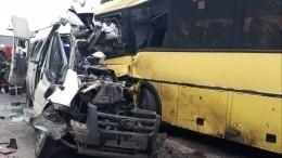 Попавшая ваварию под Тверью маршрутка перевозила пассажиров незаконно