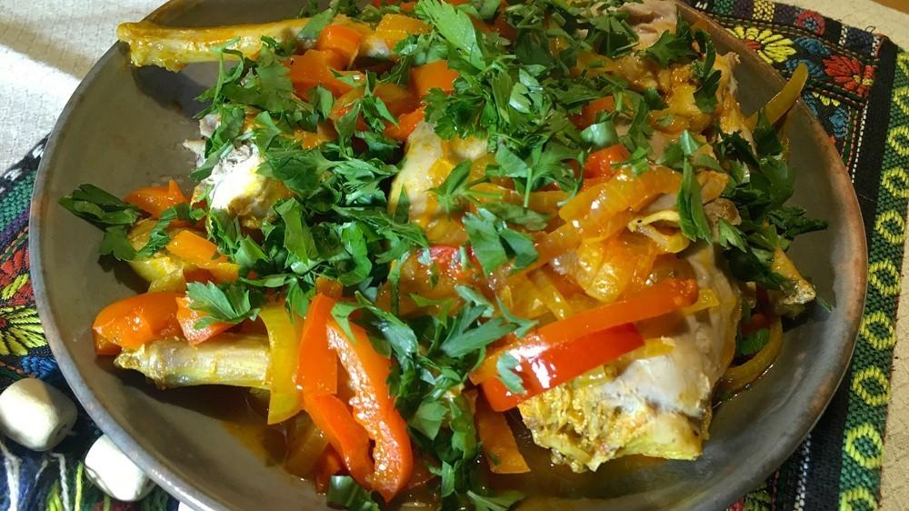 азербайджанская кухня рецепты пошагово с фото