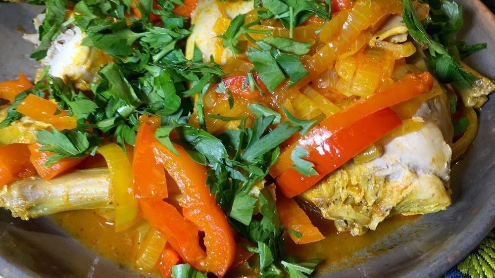 Пошаговый рецепт кролика по-азербайджански.