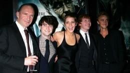 Актеры «Гарри Поттера» встретились спустя 7 лет— фото