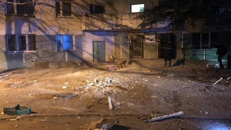 Пофакту взрыва вмногоэтажке вКишиневе возбуждено уголовное дело
