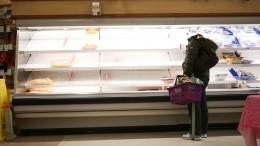 Торговые сети предрекают дефицит продуктов из-за предложений Яровой