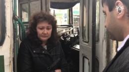 Водитель протаранившего людей троллейбуса вОрле рассказала подробности ДТП