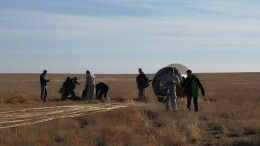 NASA: Роскосмос разберется спричиной аварии «Союза» вближайшее время