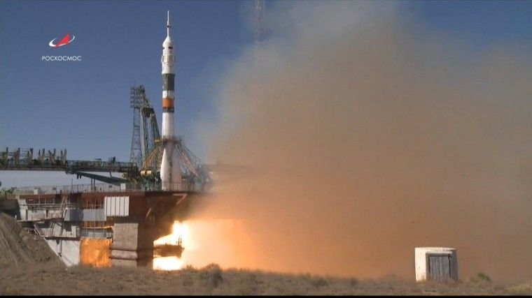 В«Роскосмосе» назвали причину аварии скораблем «Союз МС-10»