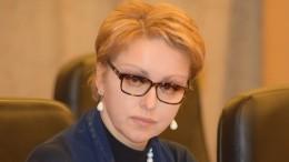Саратовского министра Соколову уволили заслова оМРОТ