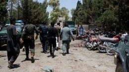 ВАфганистане напредвыборном митинге погибли 12 человек