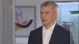 Министр спорта Павел Колобков одопинге, перспективах российского спорта ипоявлении пива настадионах