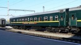 Сотни пассажиров заперты всломавшемся поезде «Барнаул— Бийск»