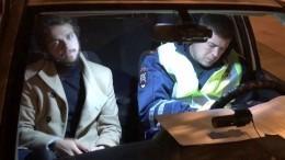 Натеже грабли: нетрезвый футболист Башкиров задержан наавтомобиле каршеринга