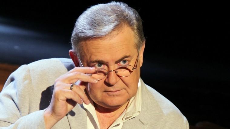 Юрий Стоянов попал вбольницу