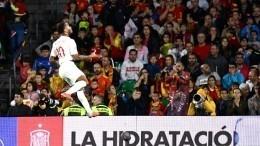 Испания 2:3 Англия— «Красная фурия» неожиданно проиграла вдомашнем матче