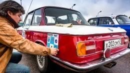 Уникальные ретро-автомобили показали наплощадке всесезонного курорта «Игора»