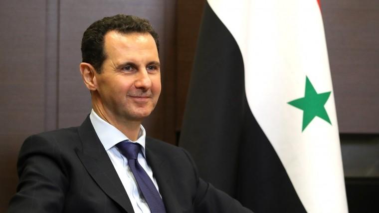 Асад пообещал приехать вКрым весной 2019 года