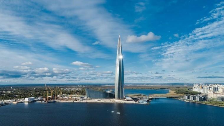 Год дооткрытия: небоскреб «Лахта Центр» разрешили ввести вэксплуатацию