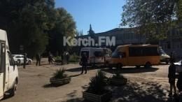 «Кто-то ворвался, взорвали холл»— рассказала директор керченского колледжа