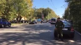 СКРФвозбудил уголовное дело постатье «Террористический акт» пофакту взрыва вКерчи